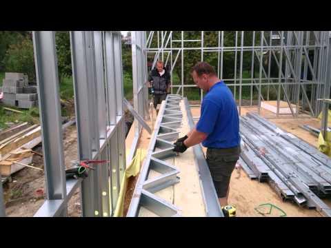 Mr. MERKUR - light steel frame
