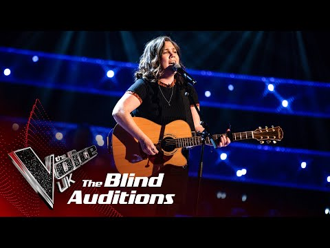 elly-o'keeffe's-'river'-|-blind-auditions-|-the-voice-uk-2020