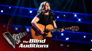 Elly O'Keeffe's 'River' | Blind Auditions | The Voice UK 2020