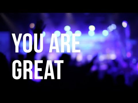 You Are Great - Brian and Kristen Ming