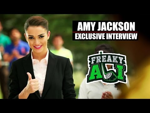 freaky-ali-movie-2016-|-amy-jackson-exclusive-interview-(audio)