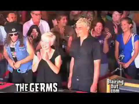 The Germs talk about What we do is secret'with Eric Blair