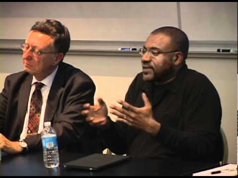 Kwame Dawes on Resources in Haiti at SMPA