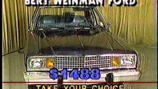 1985 local Chicago commercials