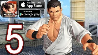 The King Of Fighters Allstar Android iOS Walkthrough - Part 5 - Story Chapter 6