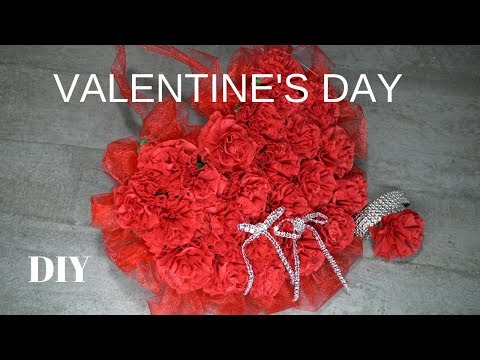 402 DIY Paper Craft for Valentine's Day/ Easy Paper Heart