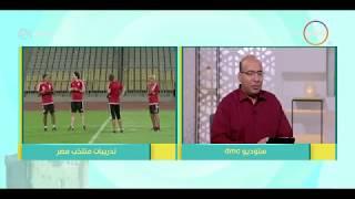 8 الصبح - تعليق ناري من الناقد الرياضي / خالد طلعت على تعمد ( راموس ) إصابة محمد صلاح