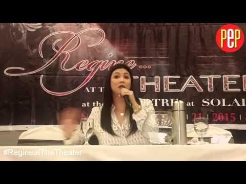 Regine Velasquez admits aging affects her singing voice