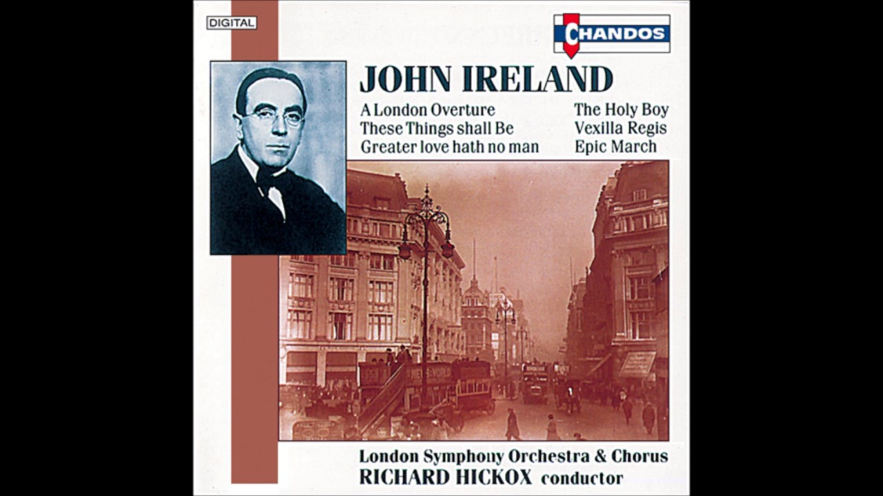 John Ireland  Epic March