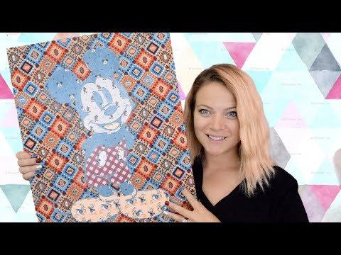 DIY Paper CRICUT Mickey CANVAS - Onsia SoundArt Canvas
