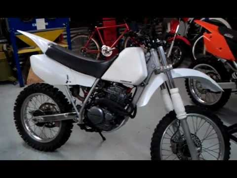 CUSTOM Bad ass XR250