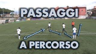 PASSAGGI D'INTERNO A PERCORSO