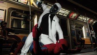 Marvel's Spider-Man(ga) live stream shenanigans