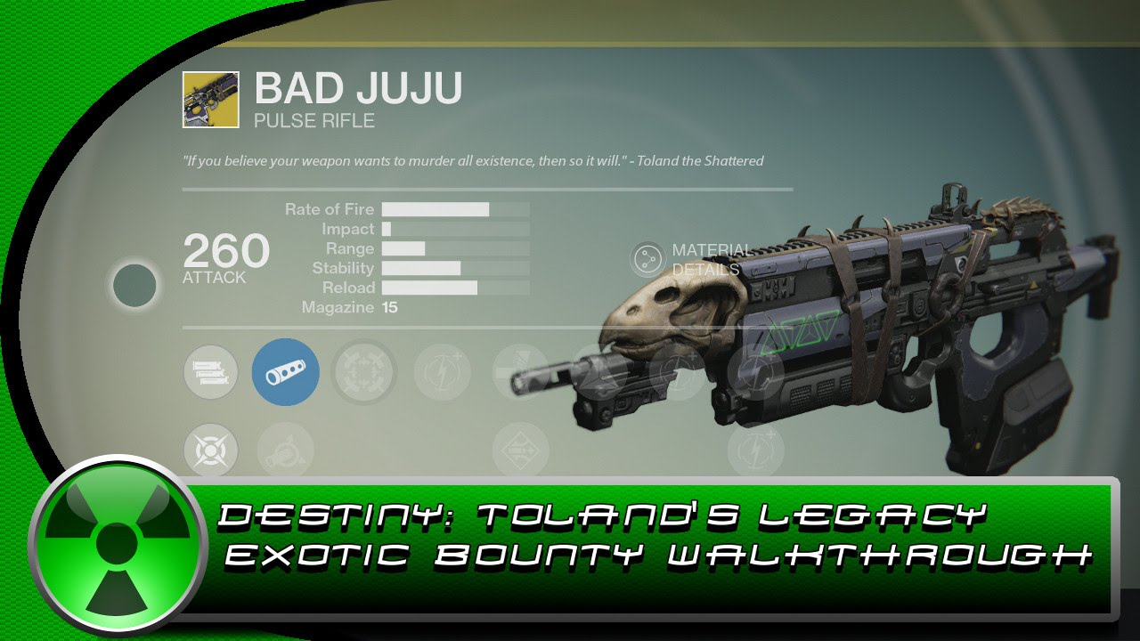 Bad Juju Bounty Steps  myideasbedroom com