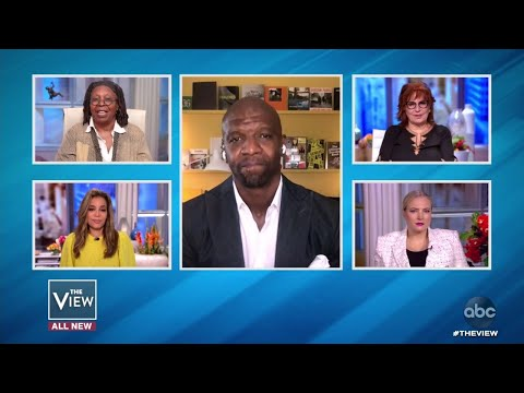Terry Crews Opens Up About Being Caregiver For Wife After Double Mastectomy | The View