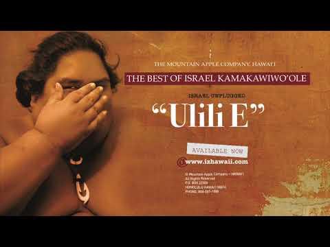 """OFFICIAL Israel """"IZ"""" Kamakawiwoʻole - 'Ulili E (Unplugged)"""