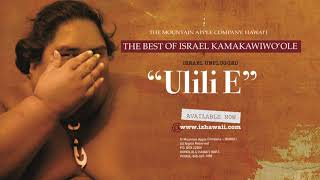 """OFFICIAL Israel """"IZ"""" Kamakawiwo?ole - 'Ulili E (Unplugged)"""