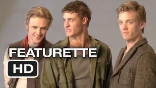 The Host Featurette - The Men Of The Host (2013) - Stephenie Meyer Movie HD