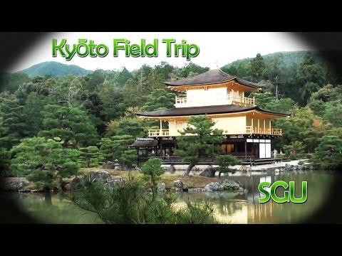 Kyoto Field Trip SGU Fall Semester - (1/2) September 2016