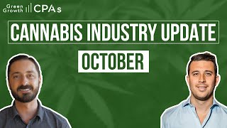 Cannabis Industry Update – October