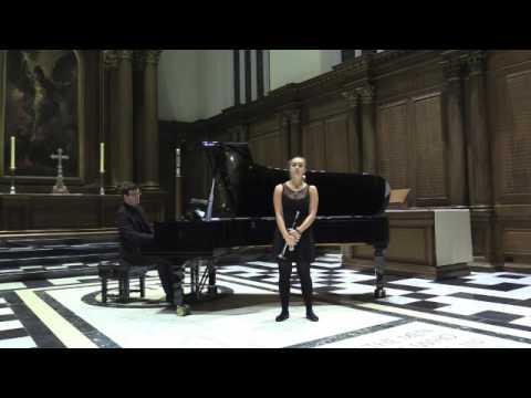 Concerto in D (After Vivaldi) BWV972 - J.S. Bach arr. Allen Chen
