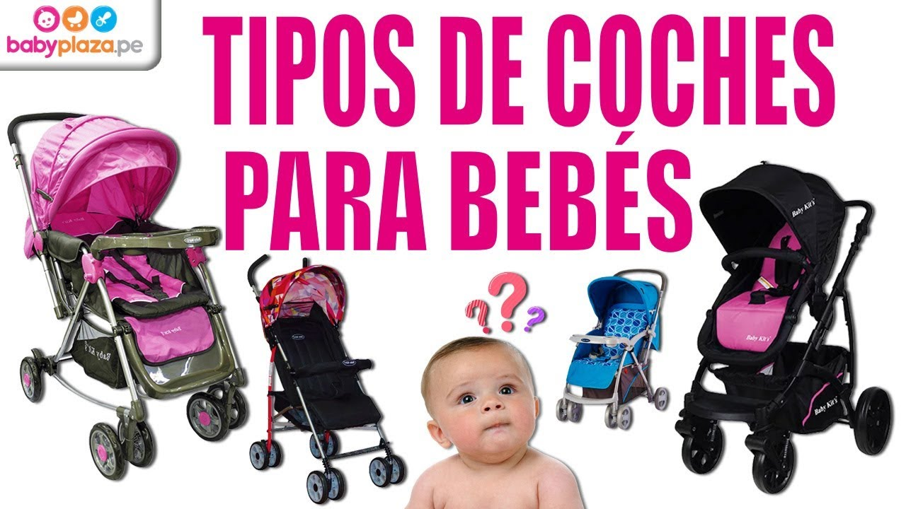 b2c5f0d74 COCHES para BEBES 2018. Baby Plaza