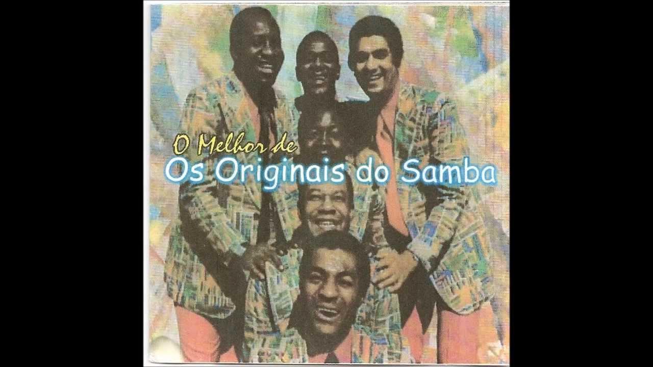 originais do samba - falador passa mal