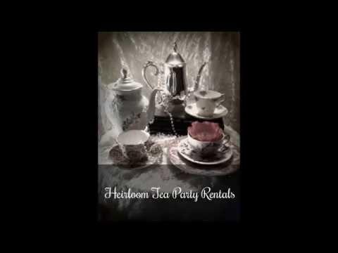 TEA PARTY RENTAL