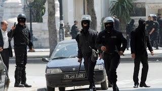 إصابة ضابط تونسي بطلق ناري قرب مركز اقتراع - أخبار الآن