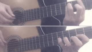 Herşey Seninle Güzel Gitar Cover Solo