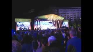 Concert Andre Rieu, vineri 5 iunie 2015 (5.06.2015), Bucuresti, Piata Constitutiei 21