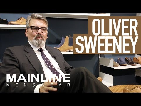 Behind the Brand   Luxury British Shoes by Oliver Sweeney   Episode 3   Mainline Menswear