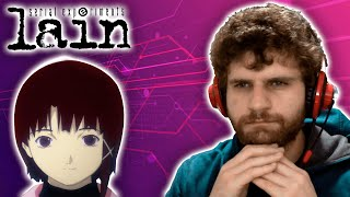Serial Experiments Lain BLIND REACTION || Anime Opening And Ending