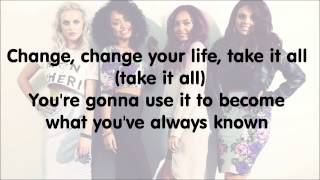 Little Mix Change Your Life with Lyrics.mp3