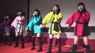 Repeat youtube video POP'N☆Candy「勇気100% (NYC)」2015/06/20