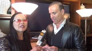 Designer Mark Lash at Mark Lash Jewelry Oscars Showcase Suite Thumbnail