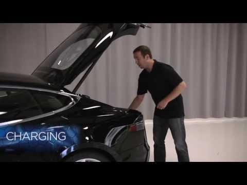 Tesla Model S - Charging in Europe