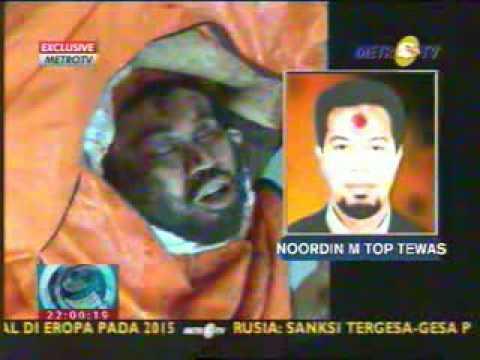 Noordin M Top asal Malaysia tewas