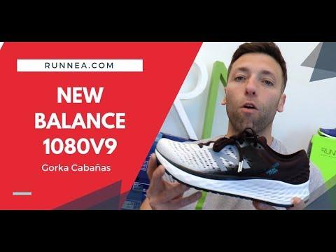 5 razones para comprarte las New Balance 1080 v9