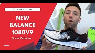 5 razones para comprarte las New Balance 1080 v9 I Runnea