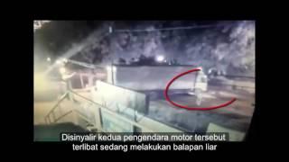 Kecelakaan PT SAI Tanjung Pura Karawang