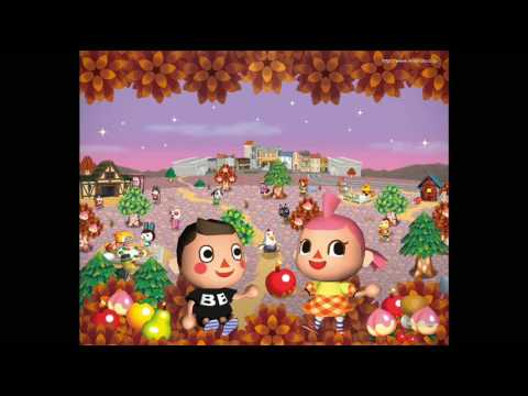 animal crossing city folk halloween music - Halloween Animal Crossing City Folk
