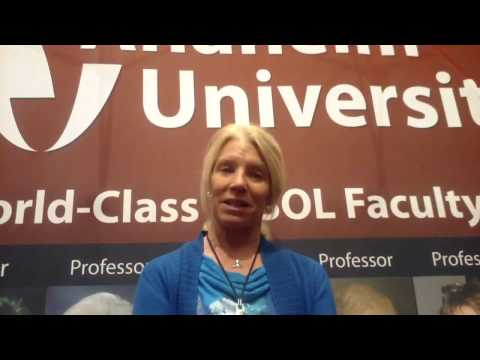 Cathie Becker, MA TESOL Graduate
