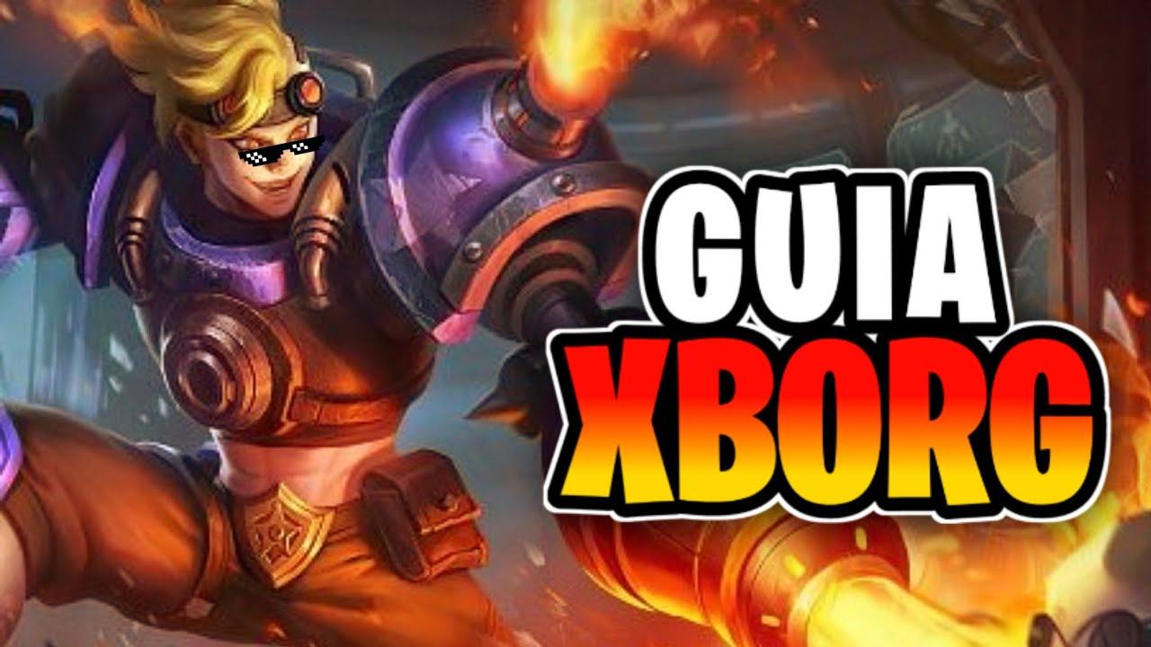Download Guía Xborg - La MEJOR GUÍA de XBORG - Mobile Legends - Leo