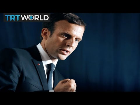 Macron's Moves in Africa