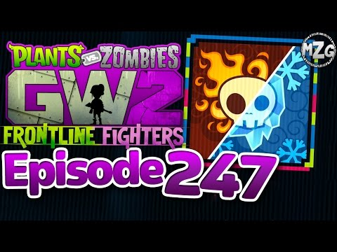 Fire and Ice! - Plants vs. Zombies: Garden Warfare 2 Gameplay - Episode 247
