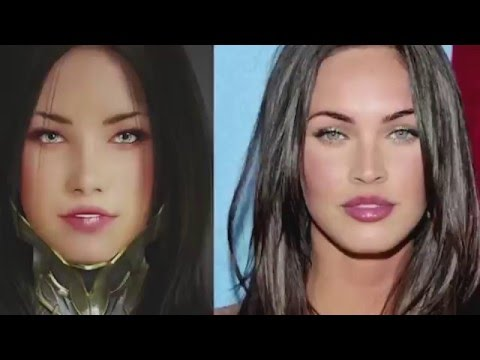 SEXIEST GAME CHARACTER EVER! - (Black Desert Character Creation)