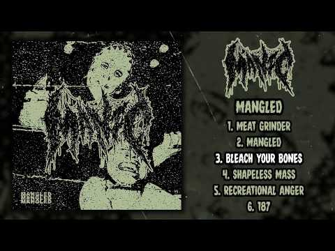 Manic - Mangled FULL DEMO (2020 - Grindcore / Deathgrind)