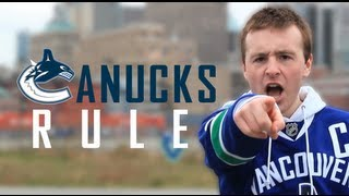 Canucks Rule - Cee-Lo Green Forget You Remix