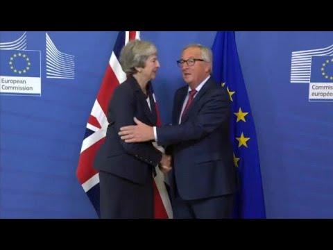 Theresa May acredita que acordo sobre o Brexit é possível